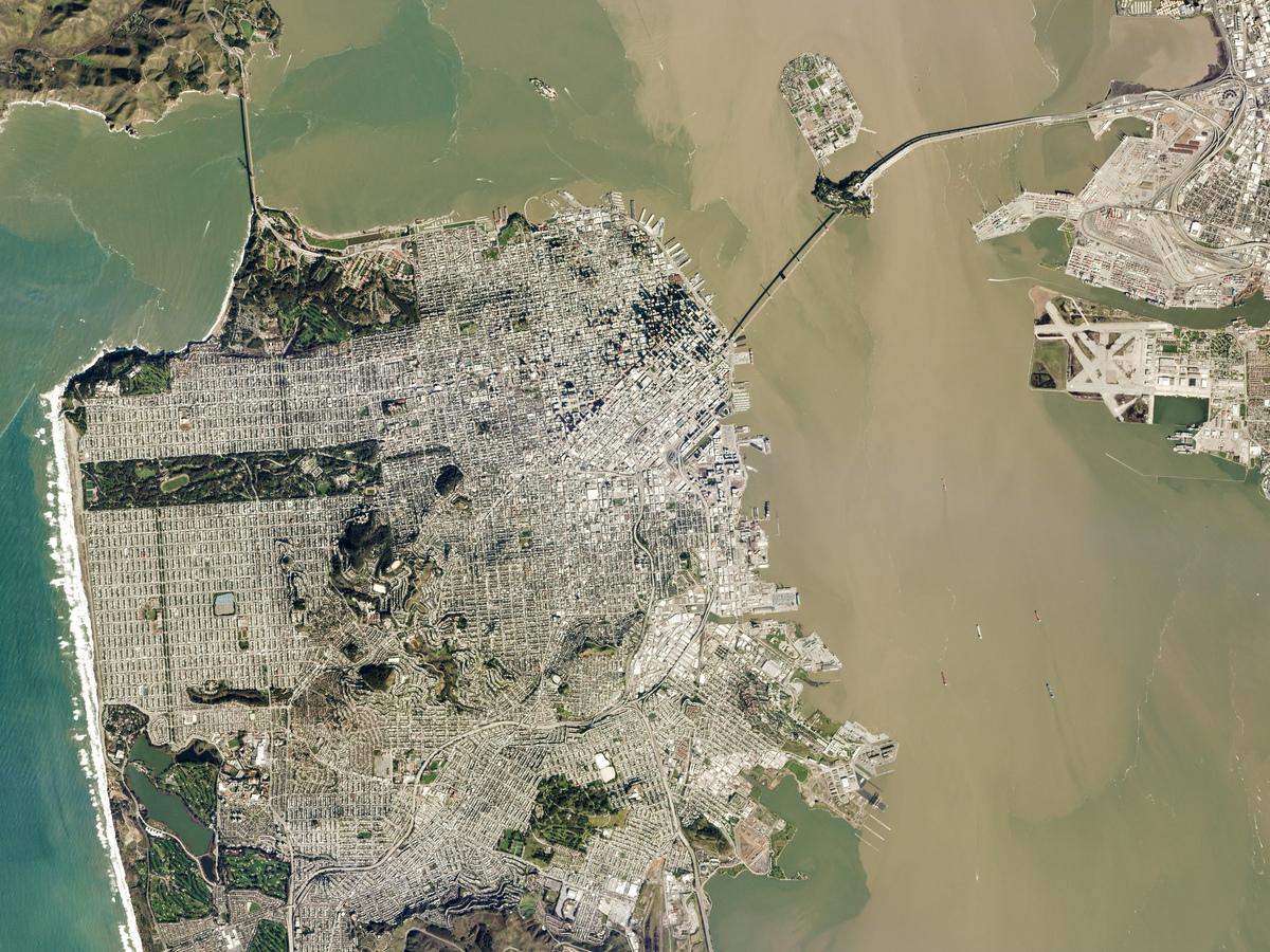 Planet u2014 San Francisco